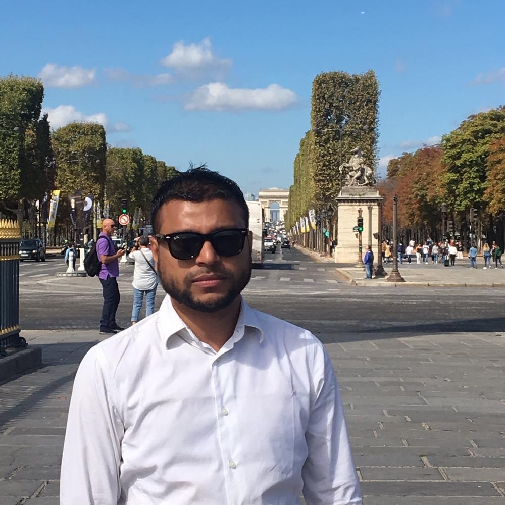Sunny Abdul Haque